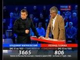 Жириновский против другой национальности
